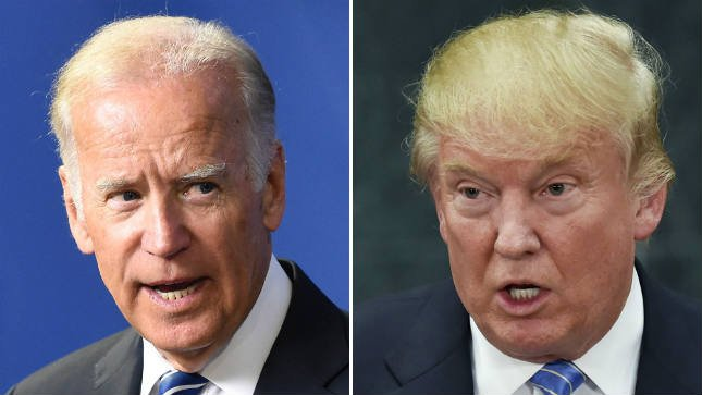 WATCH: Biden on Trump's 'nuclear button': 'I just hope he doesn't touch it' https://t.co/g4ULsXdYup