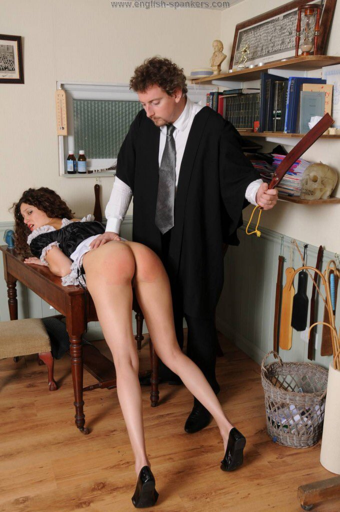 french-maids-spanked