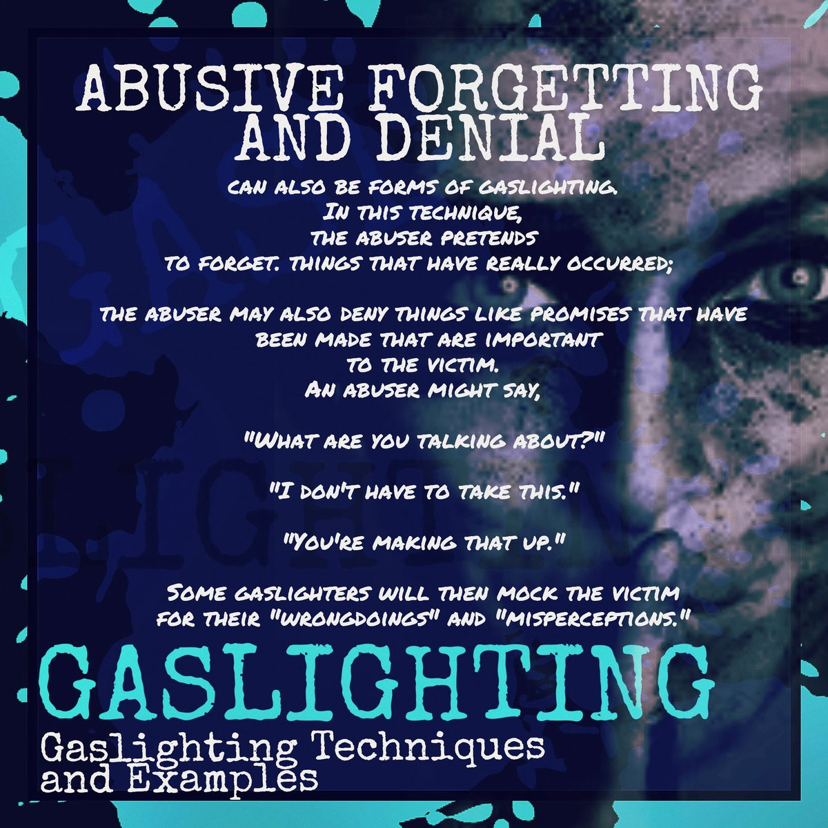 //.healthyplace.com/abuse/emotional-psychological-abuse/gaslighting -definition-techniques-and-being-gaslighted/ u2026  sc 1 st  Twitter & PoppysMission on Twitter: