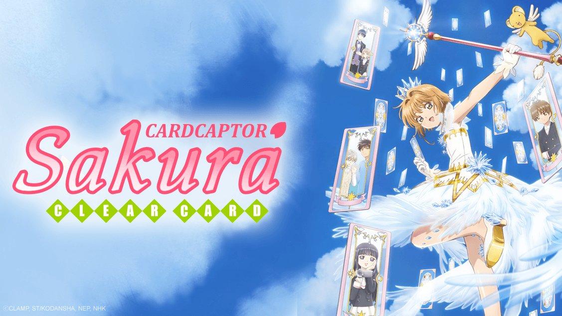 Crunchyroll On Twitter Cardcaptor Sakura Clear Card And Basilisk The Ouka Ninja Scrolls Join The Crunchyroll Family This Winter Read Https T Co Eaqsh7vph1 Https T Co Mq8ixnk7sf
