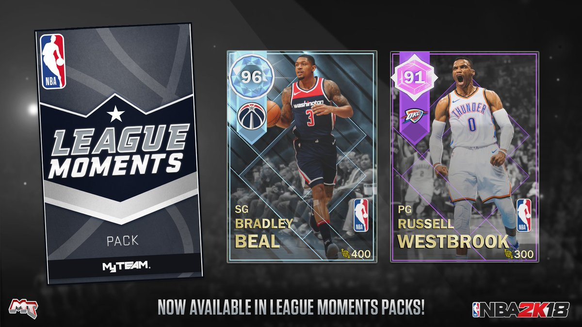 Nba 2k19 Myteam On Twitter The First Diamond Moments Cards Are Now