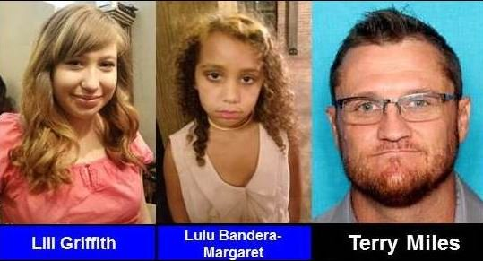 AMBER ALERT UPDATE: Abducted Texas Girls May Be In Southern Colorado After Alleged Abductor Spotted - KMGH  PLEASE SHARE!