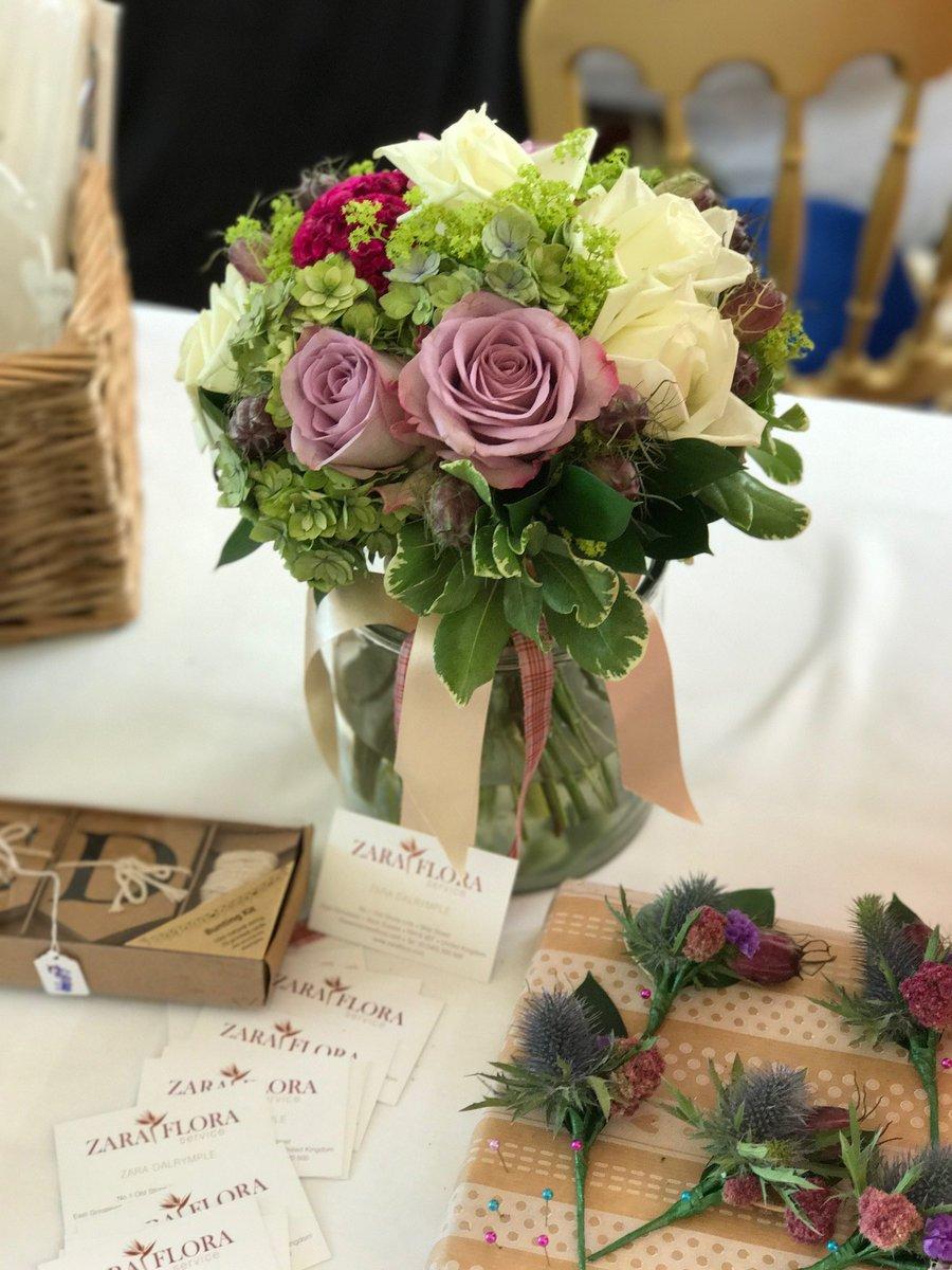 Zara Flora On Twitter Weddingflowers Display For Daisy Dog