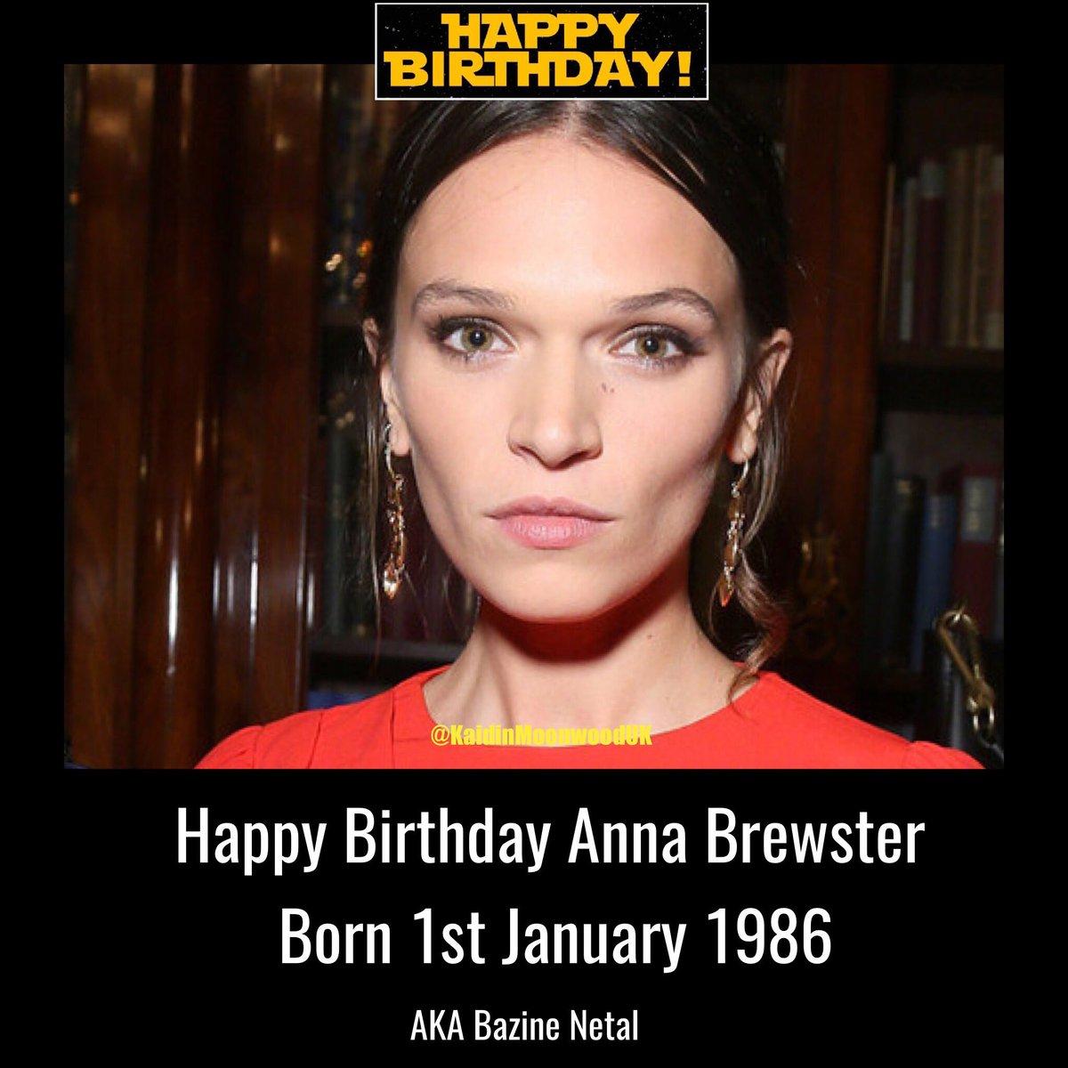 Anna Brewster (born 1986)