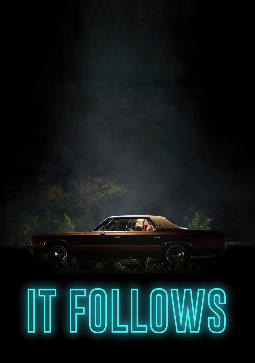 Image result for it follows cover