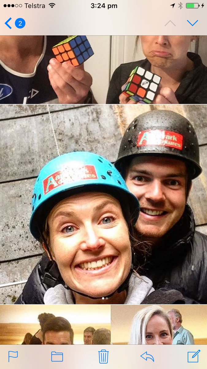 Alison Costelloe On Twitter Forget The Bucket List Before You Die How About A Bucket List Before You Re Married Tonight Meet The Tasmanian Couple Ticking Off 52 Challenges Before Their Big Day