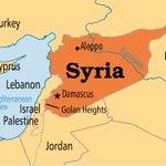 Syrian Arab Republic, Southwestern Asia (Middle East)