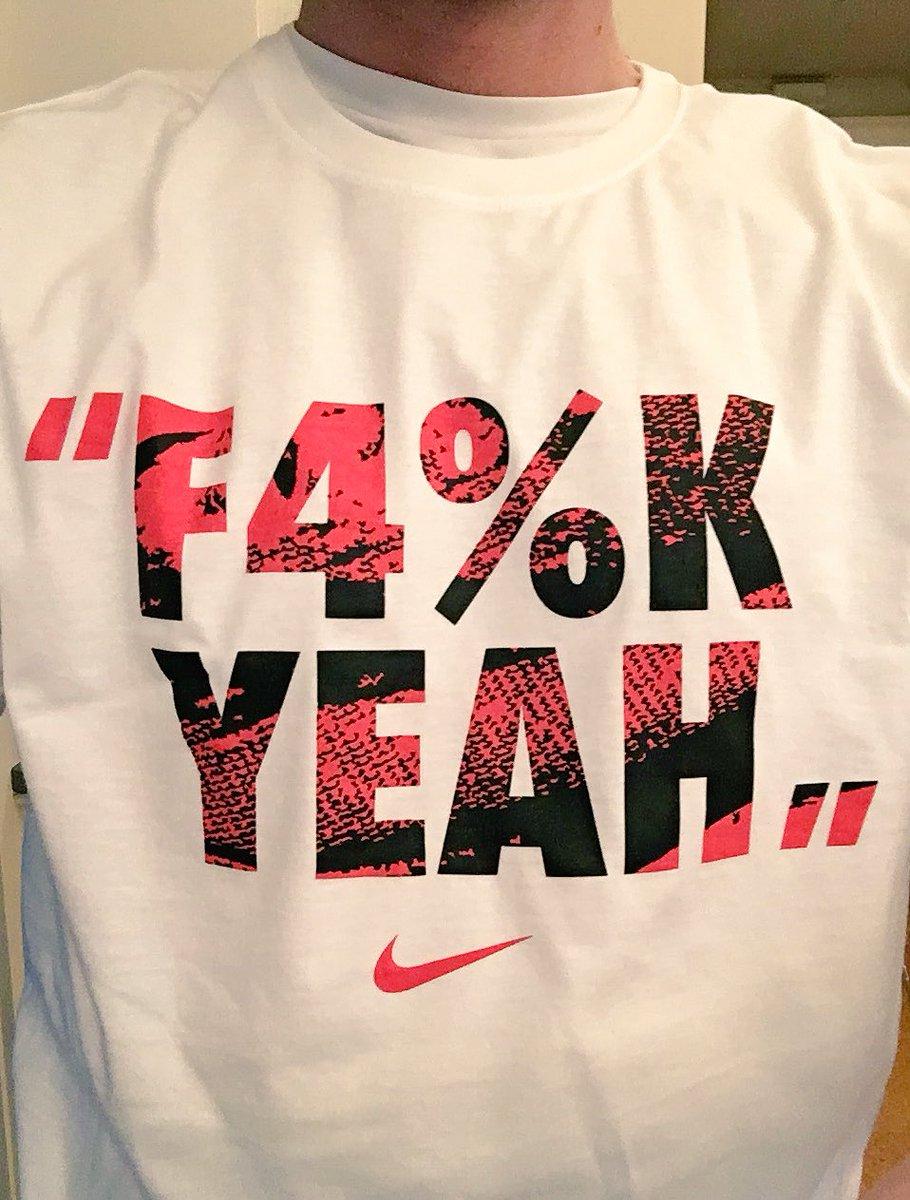 f4 k yeah nike shirt