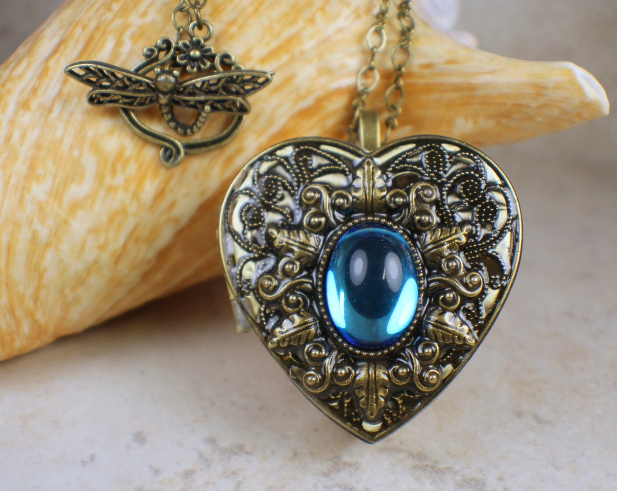 Charsfavoritethings on twitter blue tanzanite glass music box charsfavoritethings on twitter blue tanzanite glass music box locket music box locket music box pendant silver httpst0p4wqyo3ck pottiteam aloadofball Image collections