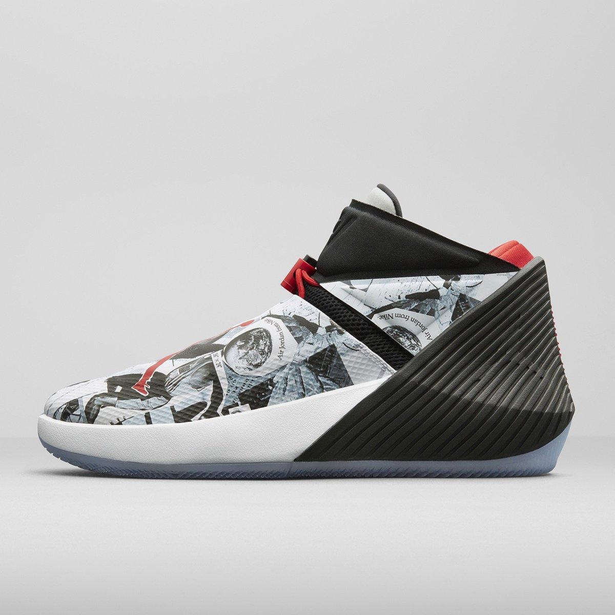 83ac7bec947985 New Westbrook signature shoe  (Pic)