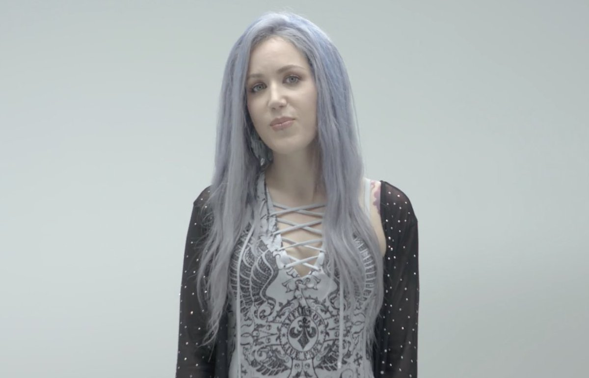 "Alissa White Gluz On Twitter Congratulations To: Revolver Magazine On Twitter: ""Arch Enemy's Alissa White"