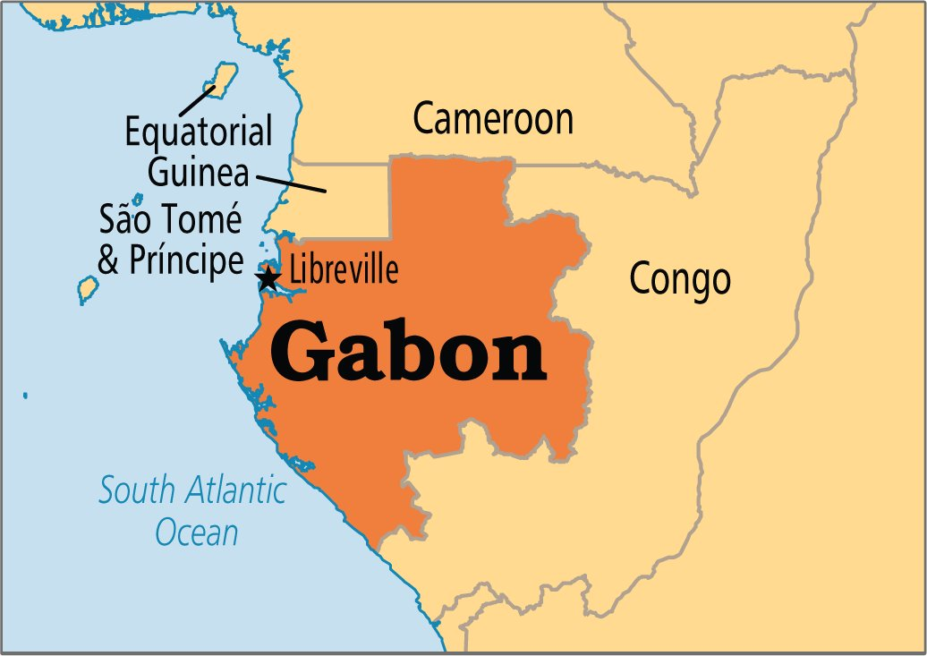 Gabon africa world places gabonese republic central africa sciox Gallery