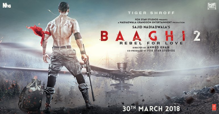 Baaghi 4 full movie subtitle indonesia download