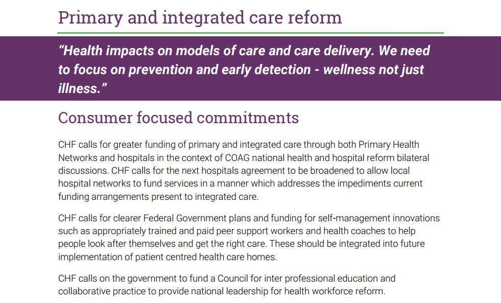 Chf Of Australia On Twitter Universally Accessible Quality Primary