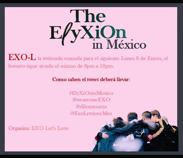 EXO Let\'s Love (@ExoLetsloveMex)   Twitter