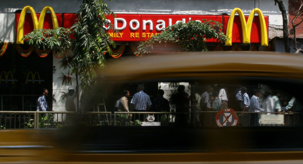 joint venture of mcdonalds in india Scribd is the world's largest social reading and publishing site.