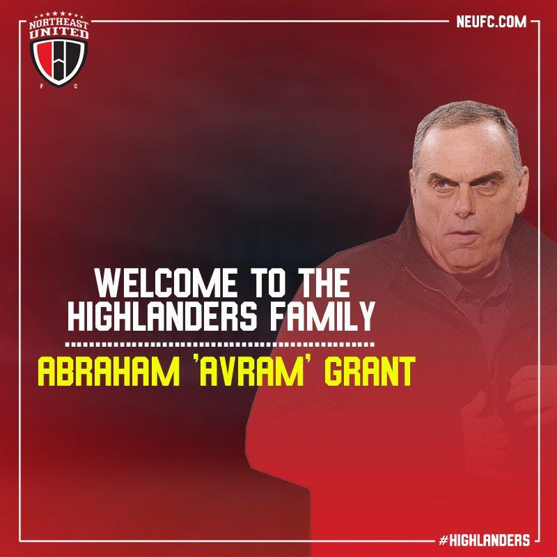 Авраам Грант трудоустроился в Индии