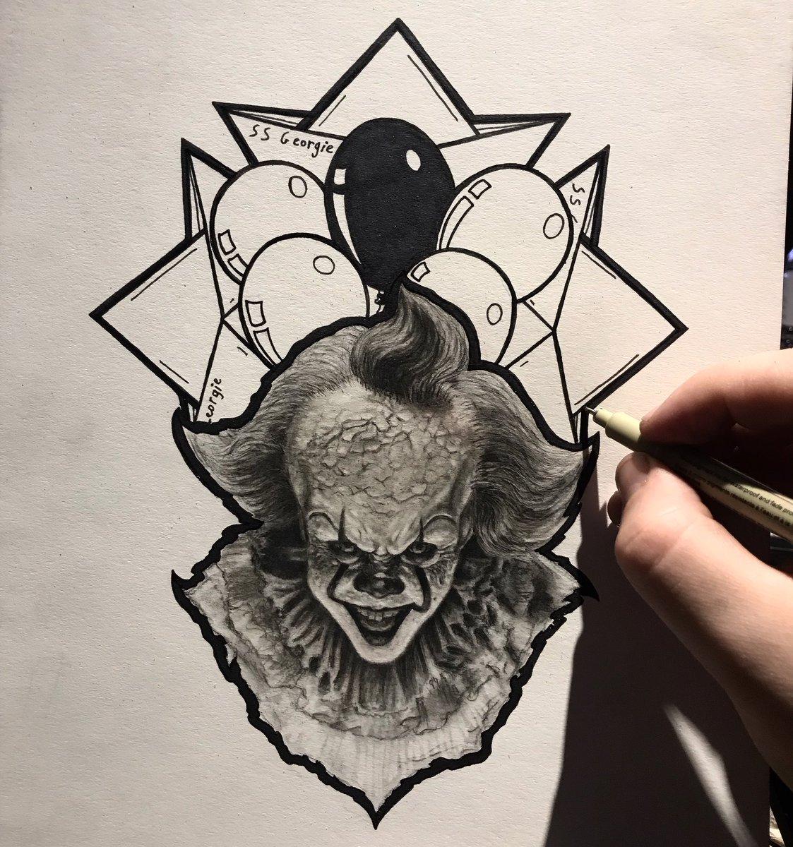 Drawing nycart art sketch horrorfan horror pic twitter com 4isvujqm2w