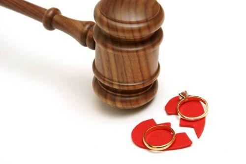 Как подать заявление на развод в загсе без мужа