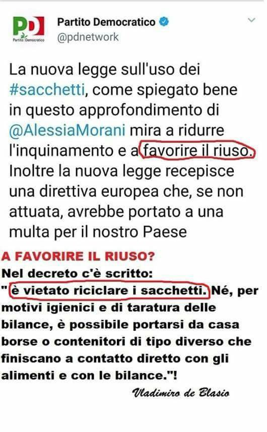 #Morani, se la conosci la eviti...di vot...