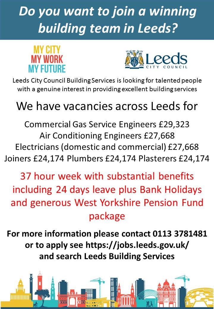 jobs in leeds uk