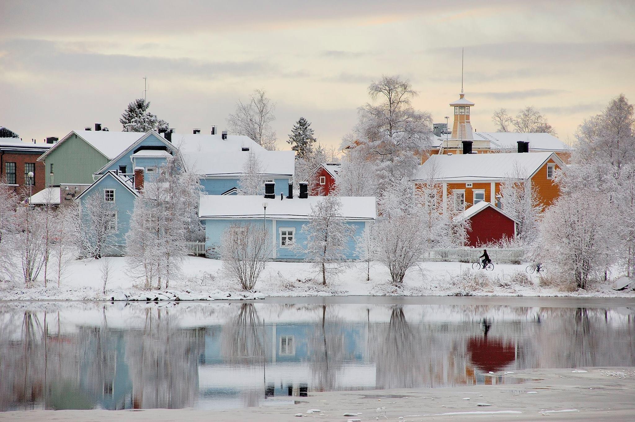 оулу финляндия фото махаон это