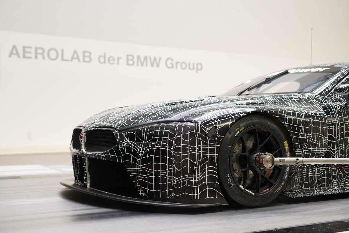Aerodynamics. Innovation. Maximum Efficiency.  The new #BMW #M8GTE is in the final testing phase before tackling @FIAWEC at the end of January. #WEC  Who else thinks the @BMWMotorsport​ engineers did an awesome job?