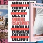 10 design books to get you ready for 2018 via @FastCoDesign https://t.co/UjbLmGj9iR #ThursdayMotivation #inspiration #design #creativeblock