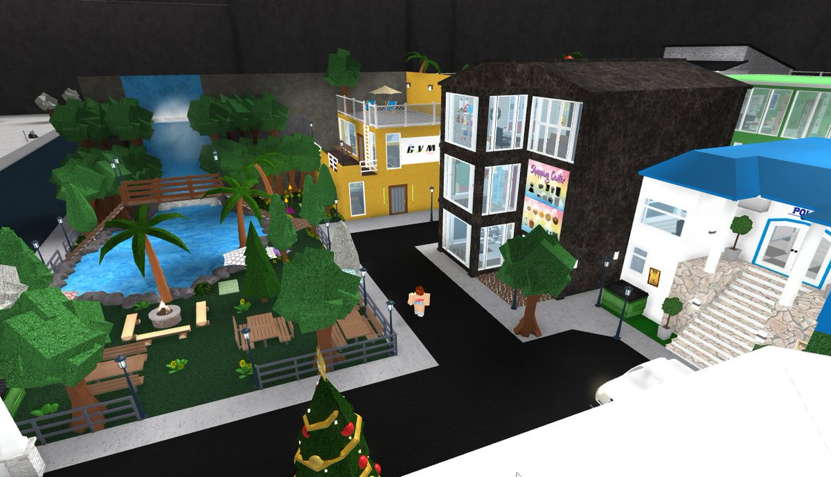 Building A Mini Town Roblox Welcome To Bloxburg 1 - Angiepcaps в Twitter Roblox Welcome To Bloxburg Mini
