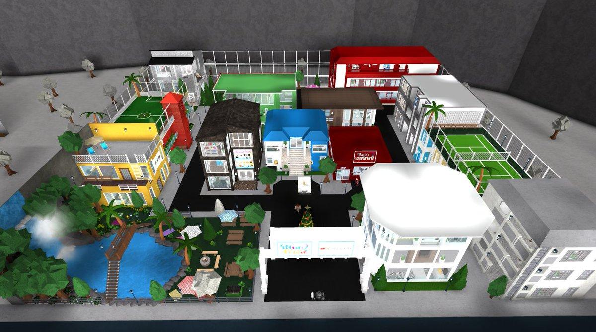 Building A Mini Town Roblox Welcome To Bloxburg 1 - Angiepcaps On Twitter Mini Town 13 Welcometobloxburg