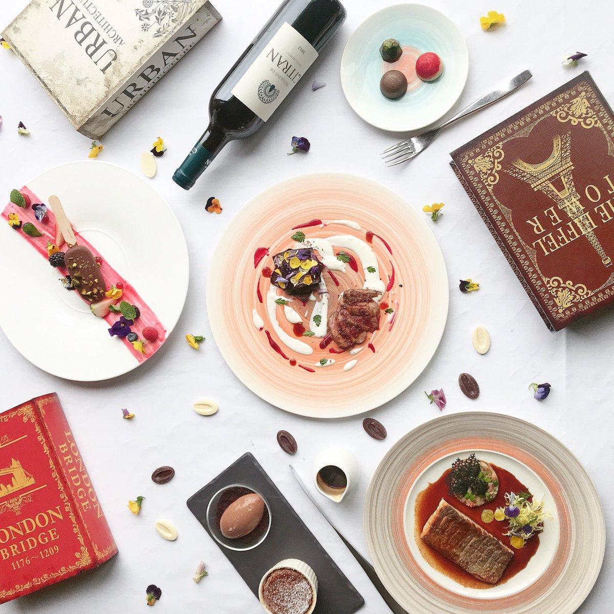Chocolate set menu ❤️#sofitelmacau #sofitelworld #chocolate #dishes #chocolateset #happytime #enjoying #enjoylife #happylife https://t.co/VCToFLeV0t