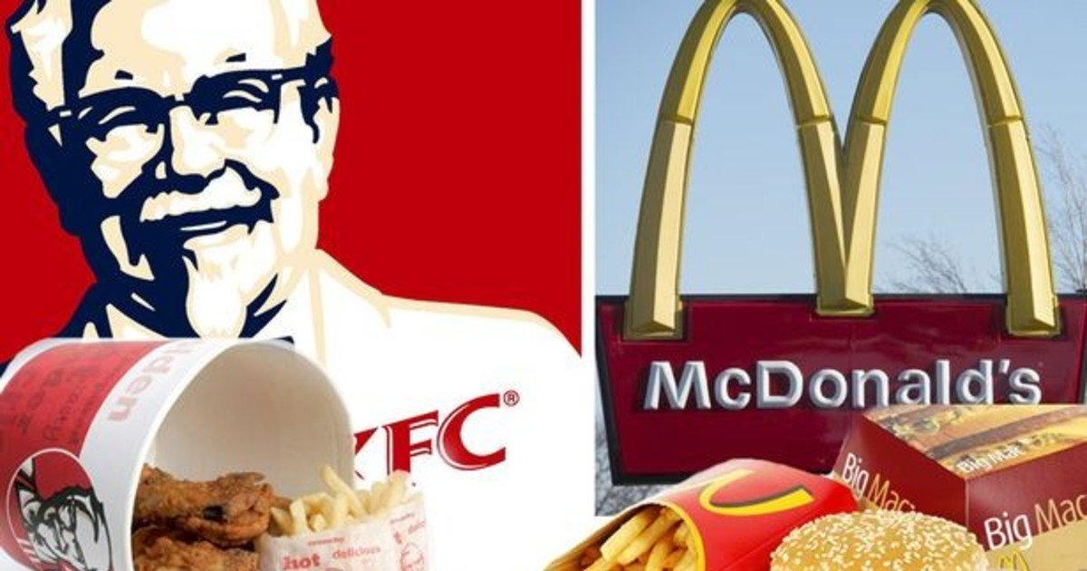 brand positioning of kfc vs mcdonalds Branding- macdonald vs kfc para más  kfc mcdonalds brand no of  so we can say that mcdonalds positioning as happy and fun place for family is certainly.