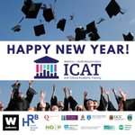 Happy New Year from the #ICAT team. We're looking forward to meeting our interviewees this month! Thanks for your support in 2017
