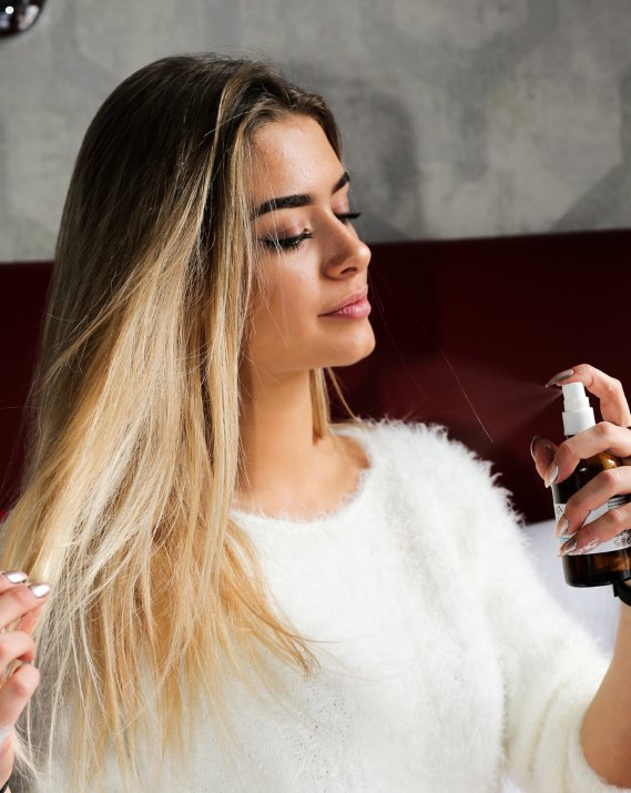 Add beautiful texture to your hair in ju...