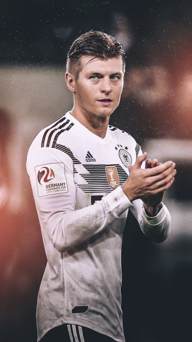 Happy Birthday Toni Kroos