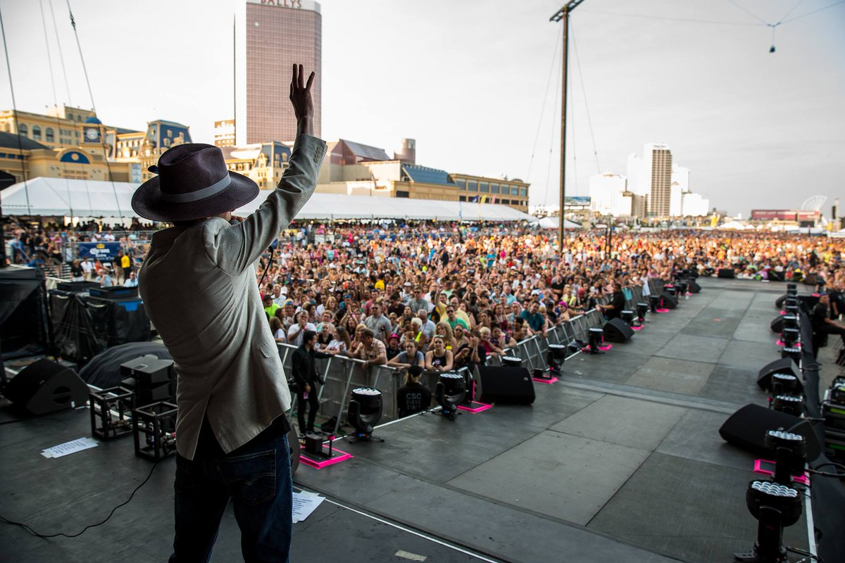 Ac Beach Concerts On Twitter All This Snow Has Us Craving A Sunny Day At The Tell What S Your Dream Concert