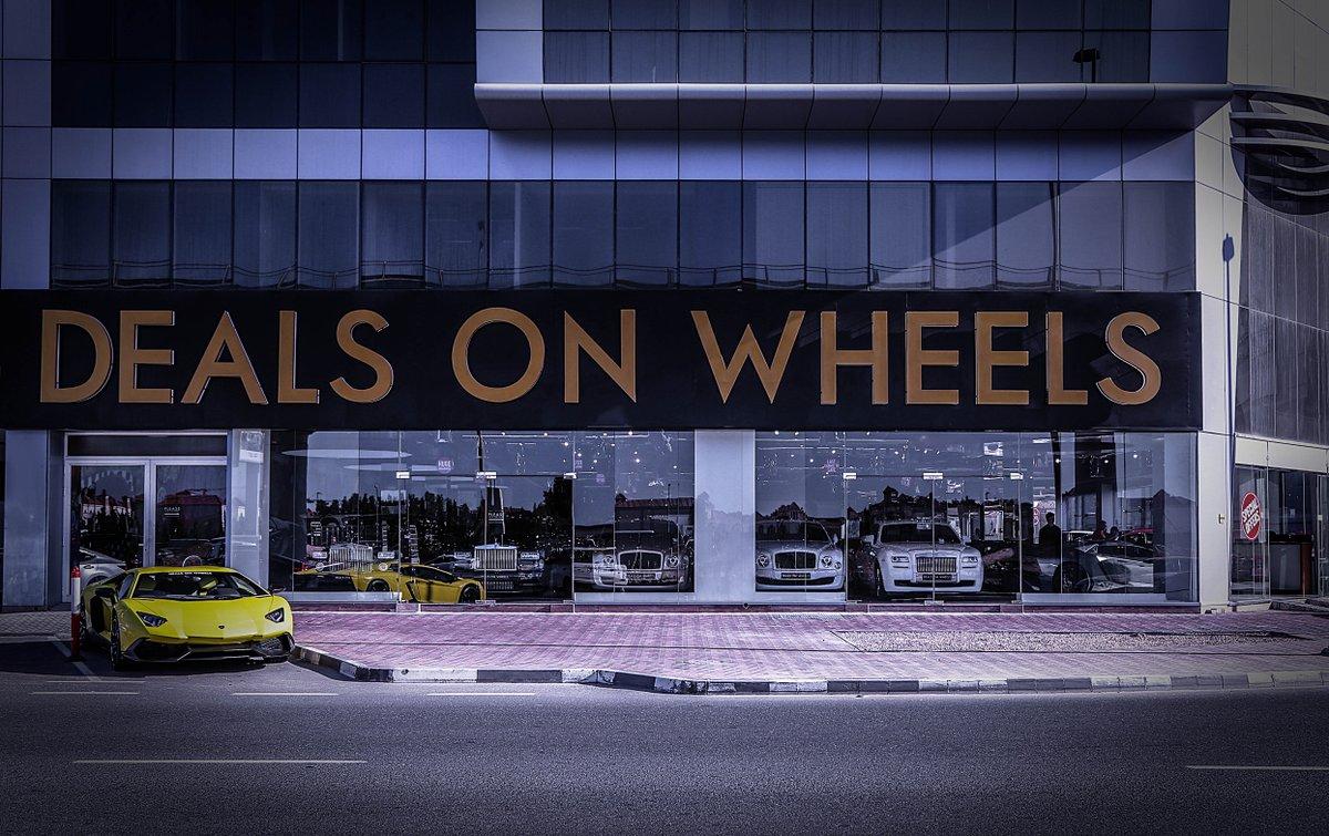 Deals on Wheels on Twitter: \