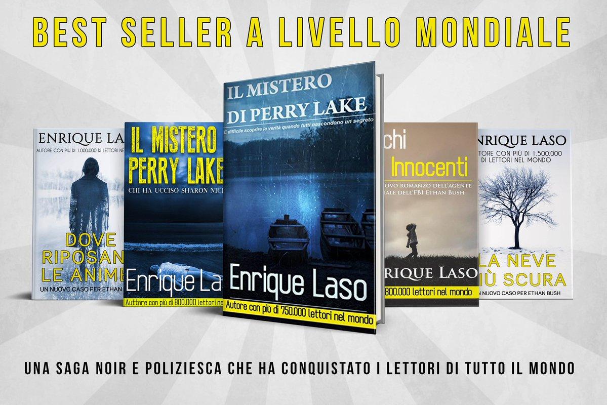 Saga #EthanBush #BestSeller in tutto il mondo!!!#Kindle #Gialli #Thriller #Italia UNA SAGA NOIR E POLIZIESCA CHE HA CONQUISTATO I LETTORI DI TUTTO IL MONDO.#Amazon LINK>> https://tinyurl.com/EnriqueLasoITA @enriquelaso  - Ukustom