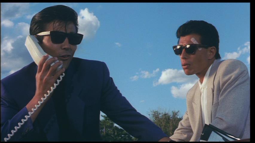 「トオルさん?あ・た・し。大下勇子♡」 #いい青空だなぁ