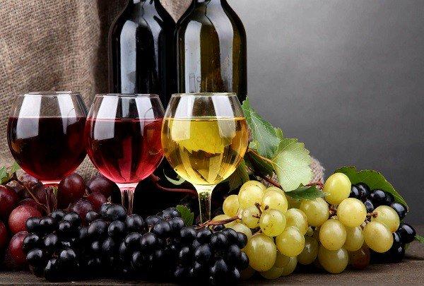 Домашнее вино при диабете 2