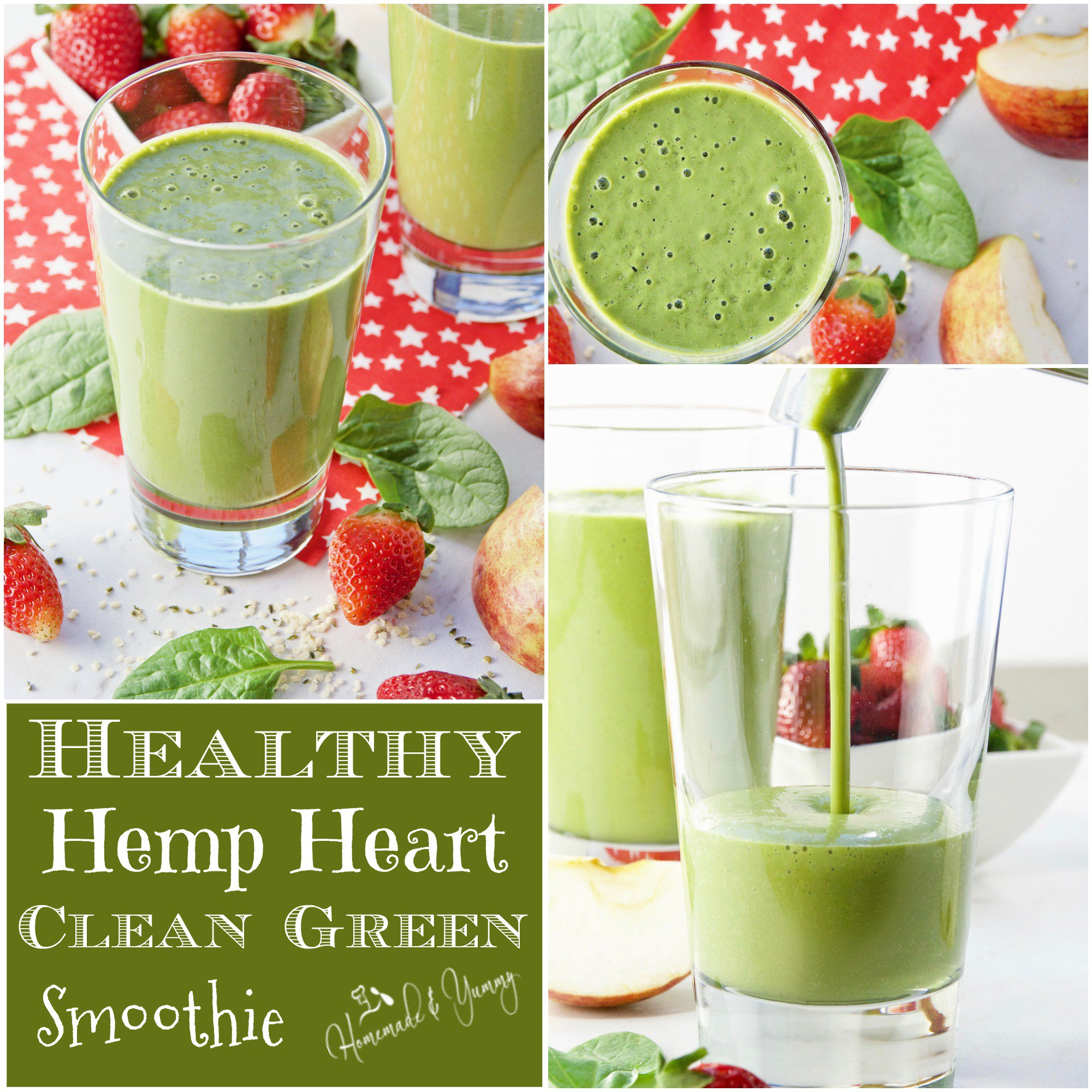 Gloria On Twitter Healthy Eating For 2018 Easy As 1 2 3 Healthy Hemp Heart Clean Green Smoothie Https T Co P8b5dboj1c