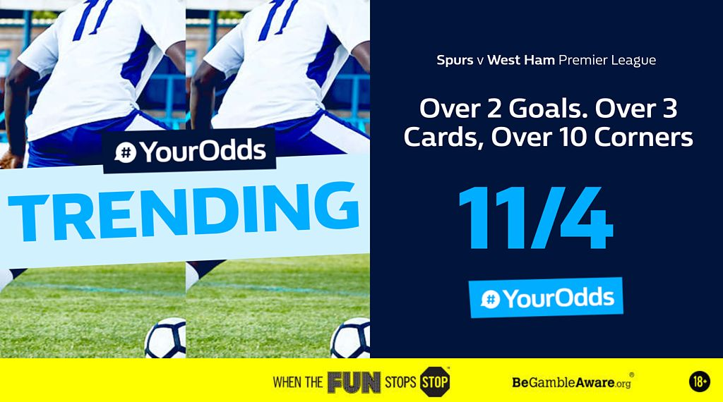 #ARSCHE saw 800 people win from this #YourOdds market. ⚽  Back it for #TOTWHU here 👉https://t.co/eNTV8fxeG5
