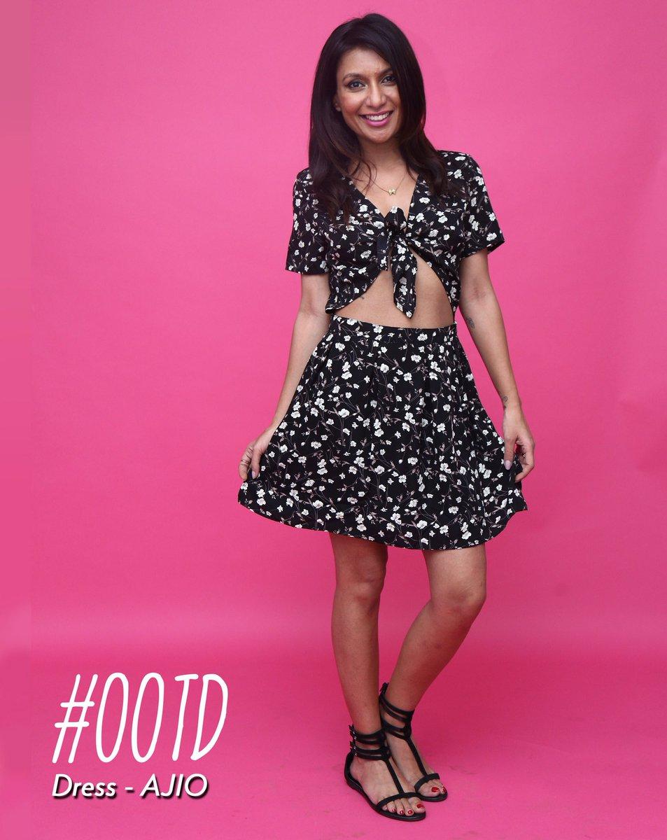 #ootd dress @AJIOLife styled @nellywadia assisted @yeanshalodha H M @eshwarlog team @eltonjfernandez