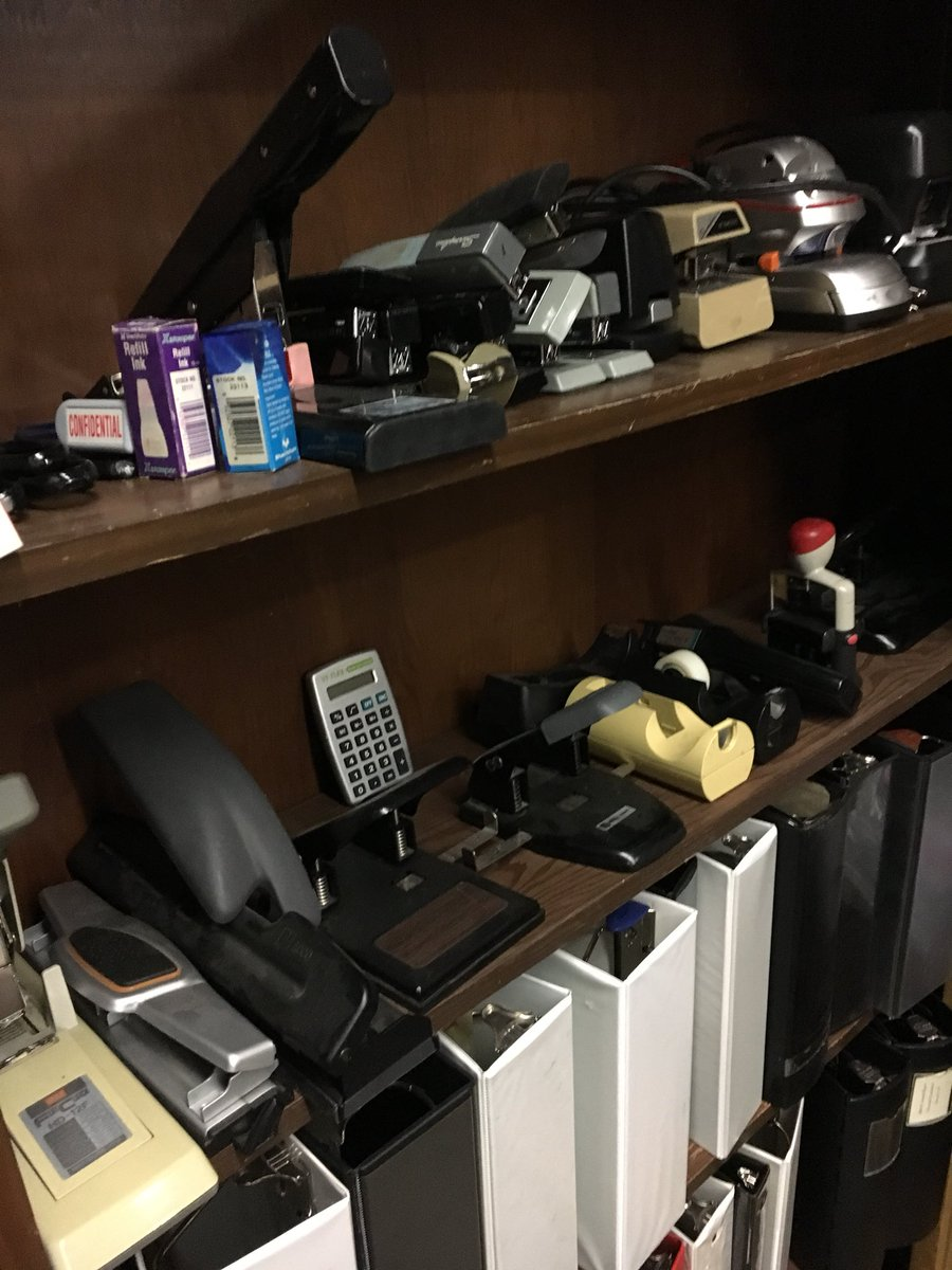 ... Buying New Office Supplies? We Have Plenty At No Charge! Fridayu0027s Are  Open For Selection! Surplus Property Is Only A 15min Drive From Main Campus!