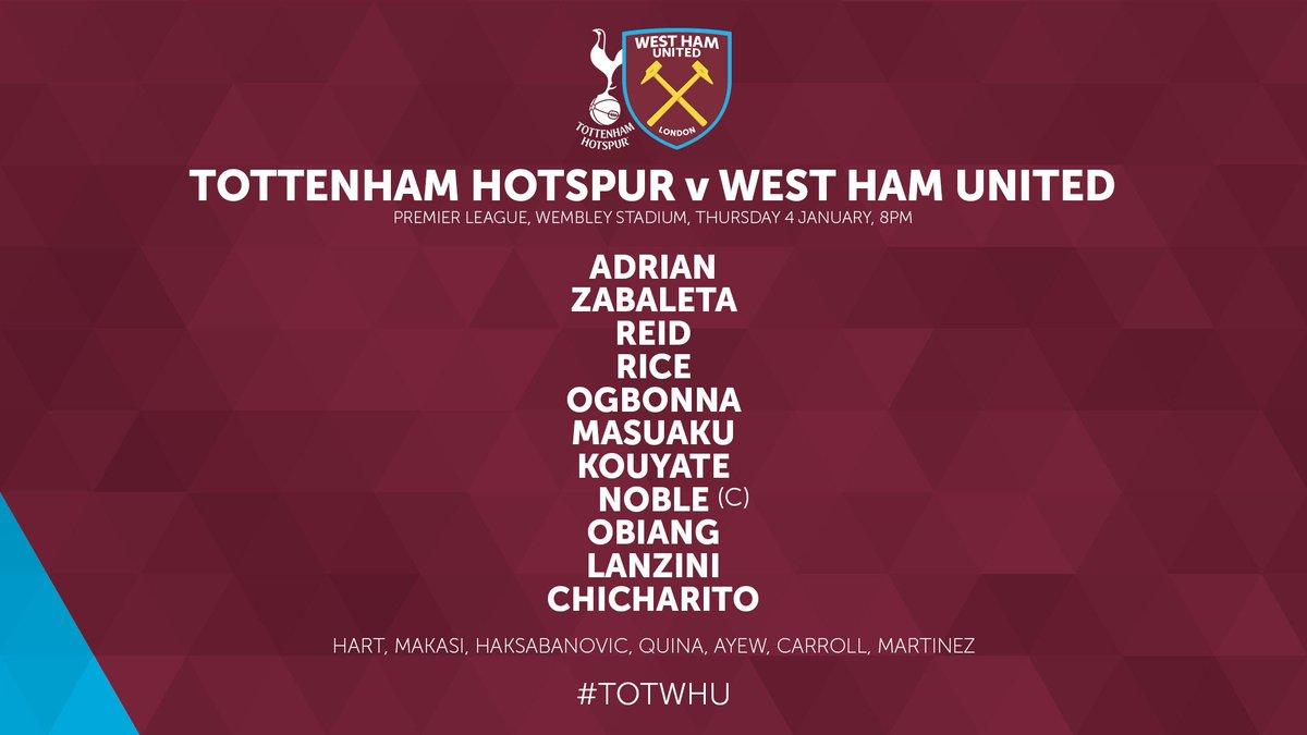 West Ham United on Twitter: