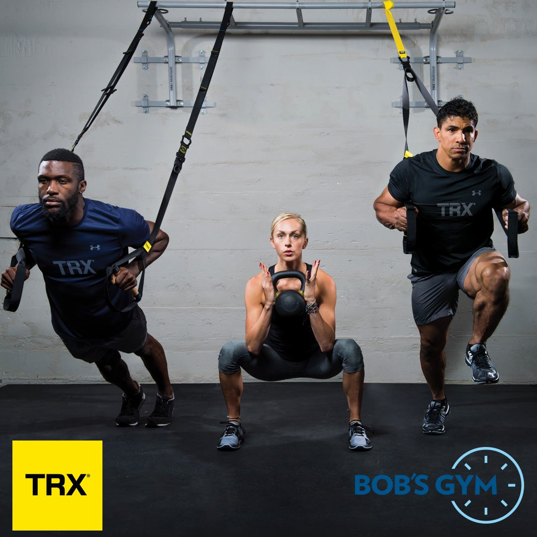 Bob's Gym on Twitter:
