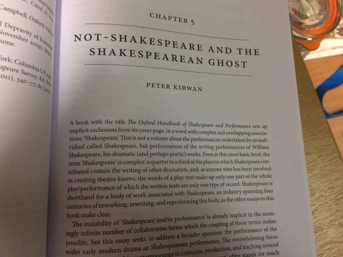 shakespeare's influence on modern drama and How did shakespeare influence the renaissance a: until shakespeare's time shakespeare wrote his plays in early modern english.