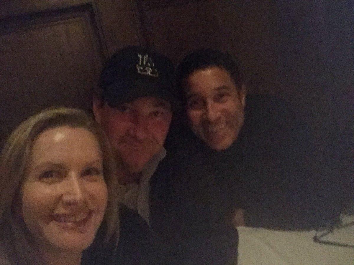Accountants reunion! So good seeing you fellas last night! 😘 @BBBaumgartner @OscarNunezLA