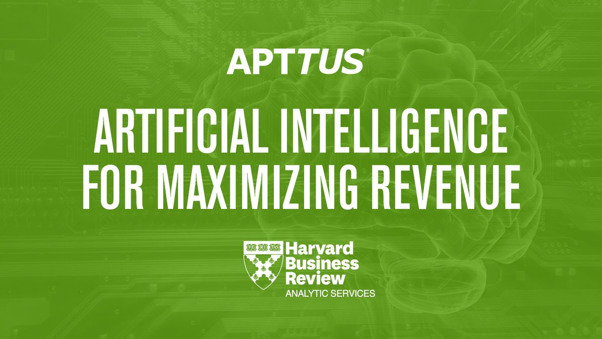 """Quote To Cash Apttus On Twitter """"gain Insights On The Impact Of Ai On Revenue"""