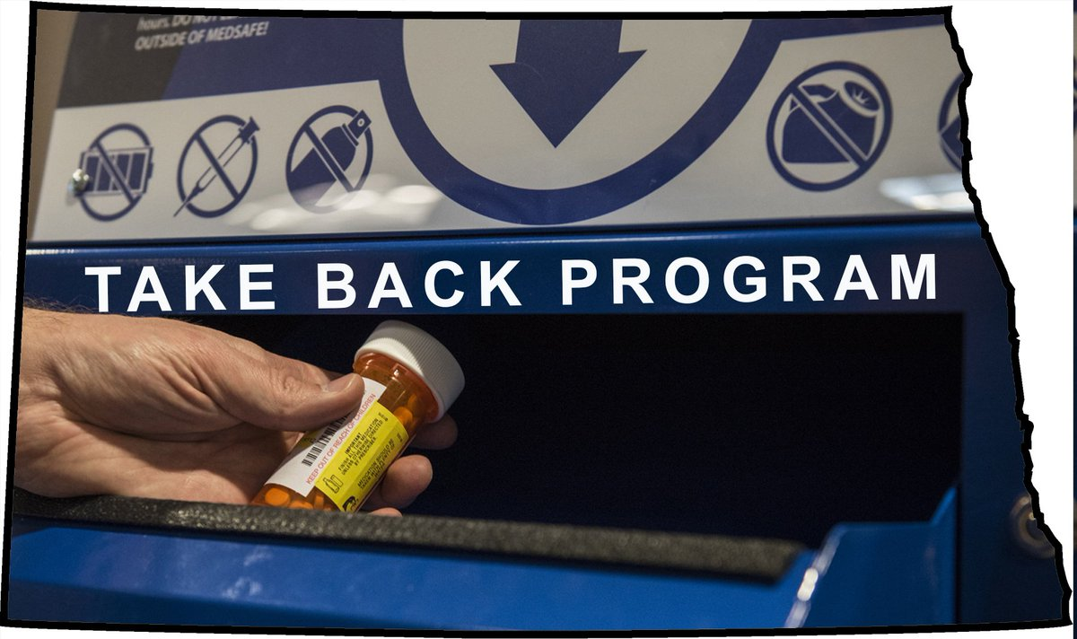 Sealy PD Drop-Off Collects Unwanted OTC & Prescription Medications Free Of Charge